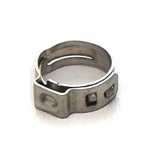 8-14 mm Heavy Duty Stainless Steel Hose Clamps High Quality Pipe Tube Clips 627