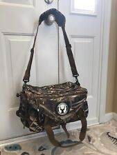 New Whitetails Unlimited Bag Hunting/Camera/Gear Shell Pack Realtree Max-5 Camo