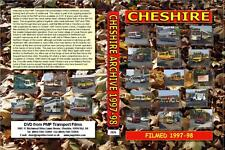 2826. Cheshire Archive UK. Buses. Volume5  1997-98 First time on DVD scenes take