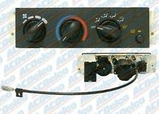 1572575 AC DELCO HEATER AND AC CONTROL CAVALIER 00-02