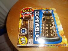 Dr Who Writing set (New)