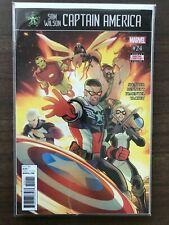 SAM WILSON CAPTAIN AMERICA #23 NM Marvel Comics COMBINED GEMINI SHIP