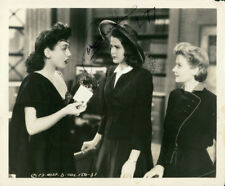 Joan Crawford (Vintage) signed photo COA