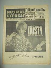 NME #987 DECEMBER 10 1965 BEATLES DUSTY TONY BENNETT MICK JAGGER KATHY KIRBY