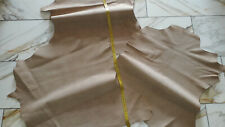 LEDER TIP 29724-C, Lederreste, 3-Lederhäute-Konvolut, hautfarben perforiert