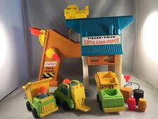 Fisher Price Little People Lift & Load #942