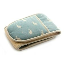 Rushbrookes Stargazing Hare 100 Cotton Double Oven Glove Mit