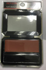 Revlon Naturally Glamorous Blush On (Fleshtone) All Day Cheekcolor NEW.