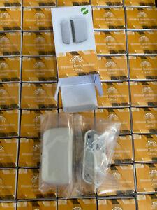 10 Ecolink Zigbee Wireless Door/Window Contact Alexa via EchoPlus White 4655BC0R