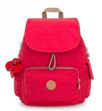 Ladies Backpack KIPLING City Pack S K15635 True Red C 88z
