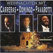 Christmas with Carreras, Domingo, Pavarotti, Carreras, Domingo, Pavarotti, Very