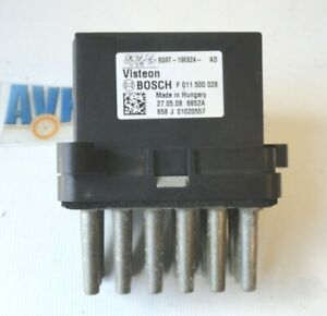 Widerstand 6G9T19E624AD Ford Mondeo IV BA7