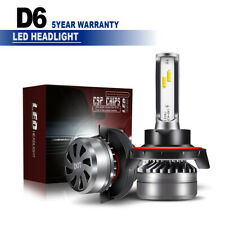LED Headlight Kit H13 9008 12000LM Hi/Low Bulbs For FORD Freestar 2004-2007 LXK