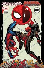 Deadpool/Spider-Man #1 alemán (US 1-6) Joe Kelly araña wade wilson paperback