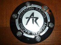 American Racing Wheels Custom Wheel Center Cap Caps One CAP F-053-2 Pre-Owned