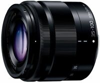 Panasonic LUMIX G VARIO 35-100mm F4.0-5.6 H-FS35100-K Black from Japan New