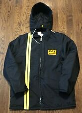 Vintage Caterpillar Racing Jacket Medium CAT 70s John Deere Diesel Power