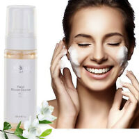 😍Skin Care Desheli Facial Mousse Cleanser AntiAging Acne Vitamin E,A Dark Spots