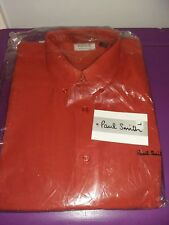 Red Paul Smith Shirt Size L