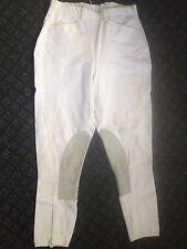 TAILORED SPORTSMAN Side Zip  DRESSAGE  Breeches * LADIES sz 28S #1941 *NEW*
