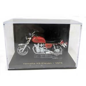 IXO Models Mini Motorcycles: Classic 1978 Yamaha XS Eleven 1/24 Scale