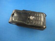 Sony Ericsson K750i Leder Tasche Hülle Handytasche Nostalgie Klassik Schwarz GEB