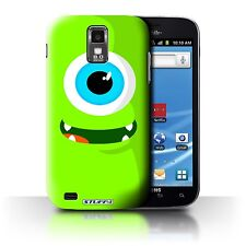 STUFF4 Back Case/Cover/Skin for Samsung Galaxy S2 Hercules/T989/Monsters