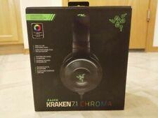 Razer Kraken 7.1 Chroma RGB USB Over-Ear Headphones
