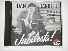 DAN BARRETT TRIO AND QUARTET -Jubilesta- CD