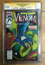 Venom: Lethal Protector #3 CGC SS 9.8 Signed by Stan Lee
