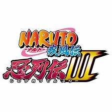 Used DS Naruto Shippuden: Shinobi Retsuden 3 Japan Import