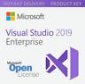 Microsoft VISUAL STUDIO 2019 Enterprise Key 1PC Download Vollversion INSTANT