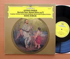 DG 2530 593 Dvorak Slavonic Dances Rafael Kubelik Bavarian Radio Symphony NM