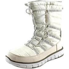 Botas de mujer Khombu color principal blanco de lona