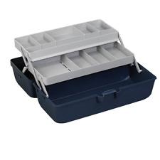 CASSETTA BOX 2 RIPIANI PLASTICA PANARO 118/2 VALIGETTA DA PESCA