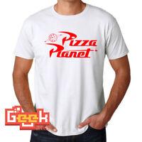 PLANET PIZZA LOGO T-Shirt SMALL, MEDIUM, LARGE, XL, XXL