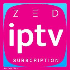 3 Month IPTV TV Box Subscription Arabic, Indian, Europe Greek, UK, USA, Sport HD
