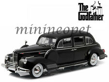 GREENLIGHT 12948 1972 THE GODFATHER 1941 PACKARD SUPER EIGHT ONE-EIGHTY 1/18 BK