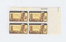 block of 4 DAG HAMMARSKJOLD stamps - *BUY ONE GET ONE FREE!* Scott #1203 MNH US