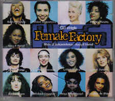 Female Factory-State Of Independence cd maxi single