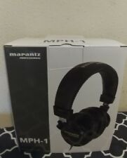 Marantz Professional, MPH-1 Over-Ear Monitoring Headphones, 40mm. New in Box!