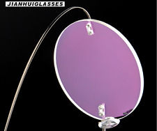 46mm Flexible Titanium Alloy Vintage Rimless Eyeglass frames Round Glasses RX