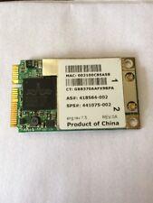 WIFI CARD 441075-002 Wireless Card for HP COMPAQ 6720s