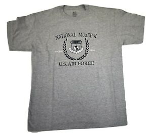 J America Mens National Museum of the Air Force Dayton, OH Shirt New L