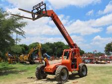 New listing 2006 Jlg 6042 6,000Lb 42' 4Wd Telescopic Reach Forklift 4x4 Telehandler bidadoo