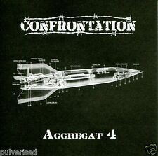 CONFRONTATION Aggregat 4 DUTCH DEATH DOOM METAL WINTER ASPHYX