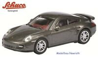 Schuco 26199 - Porsche 911 (997) Turbo *grau* - NEU & OVP - 1:87