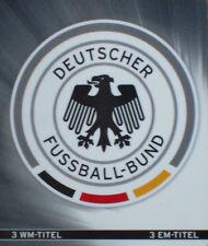 REWE SAMMELKARTE EM2012 Nr.: 31 - DFB LOGO WAPPEN - BILD STICKER EM 2012 unbesp.