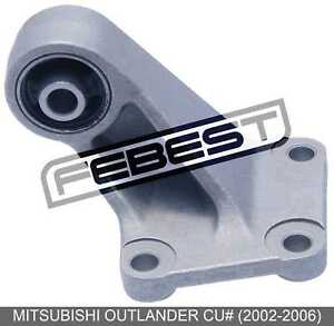 Right Rear Differential Mount For Mitsubishi Outlander Cu# (2002-2006)