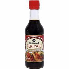KIKKOMAN Teriyaki Marinade & Sauce 250ml Teriyakisauce Soße Sosse Chicken